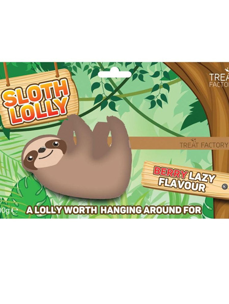 Sloth Lolly Pop
