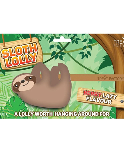 Sloth Lolly Pop