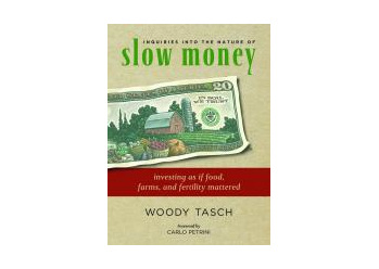 Slow Money (Hardback)