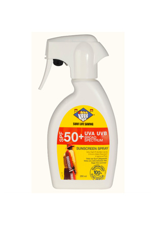 SLSNZ 250ml Spray SPF50+ Sunblock