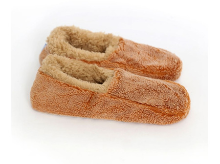 Slumbies Camel Mens Two Tone Lg
