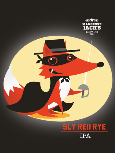 Sly Red Rye IPA Grain Kit