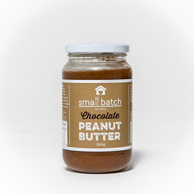 Small Batch Dark Chocolate Peanut Butter 380gm