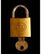Small Brass Padlock
