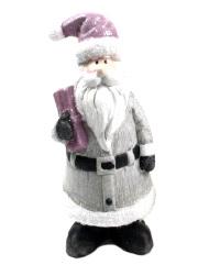 Small ceramic santa