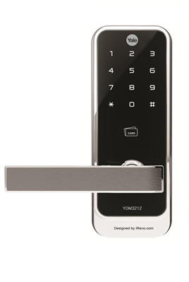 Small Format Digital Door Lock