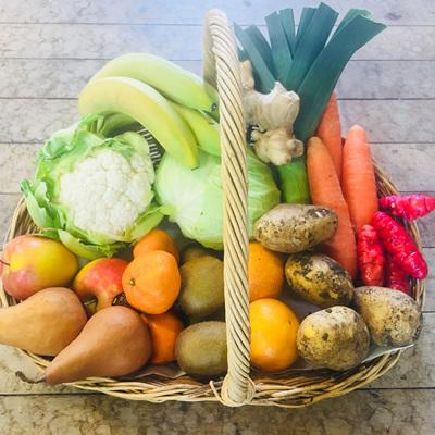 Small Fruit & Vege Box
