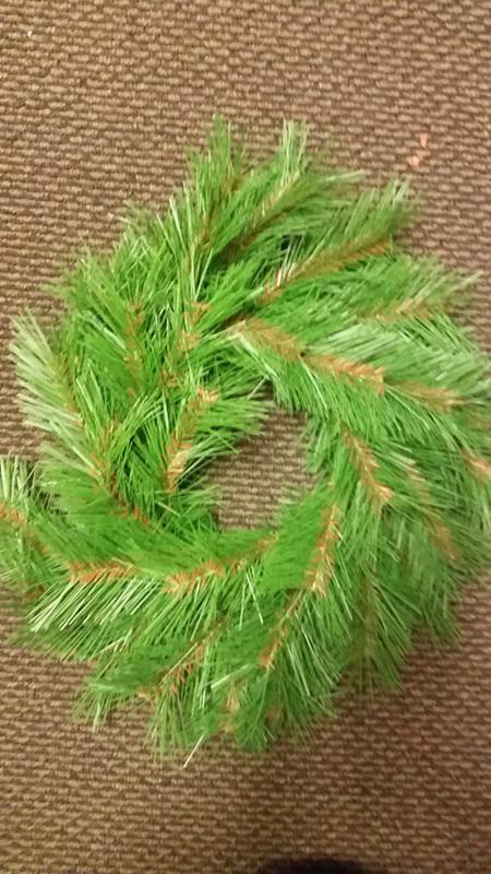 Small Green Wreath