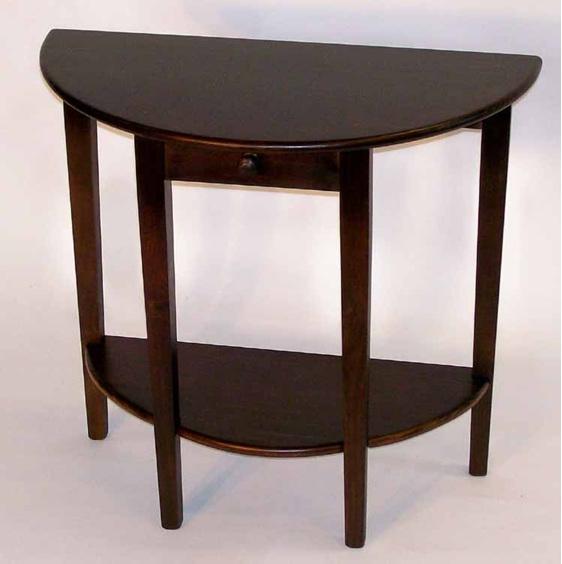 Quail Half Round Table Bloomdesignstudio