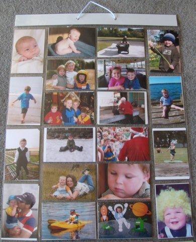 """Small holds 40 x 6x4"""" Photo's"""