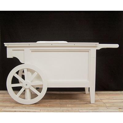 Small Ice Cream Cart
