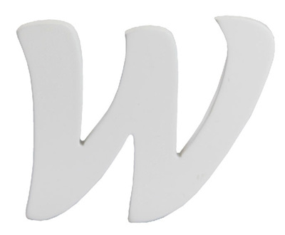 Small Letter - w