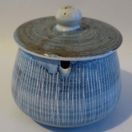 Small lidded pot