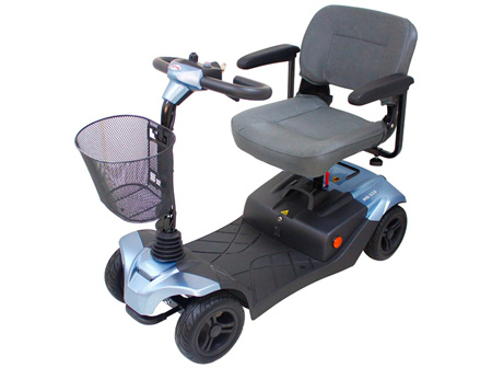 Small Pull Apart Mobility Scooter  CTM HS 328
