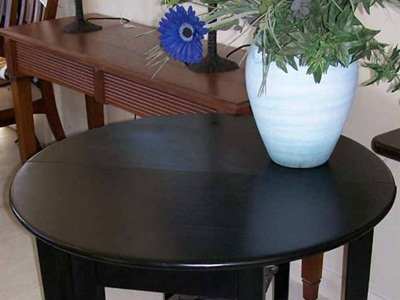 Quail Side Table Round