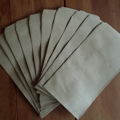 Small Seed Packet Envelopes