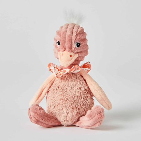 SMALL SPIMPLY POMELOS THE OSTRICH SOFT TOY