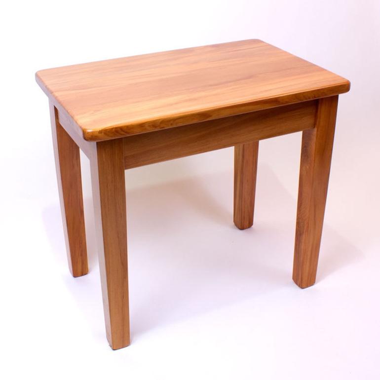 Small totara coffee table
