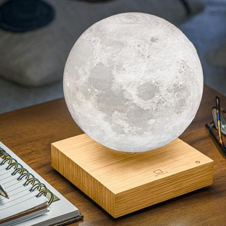 Smart Moon Lamp - Ash