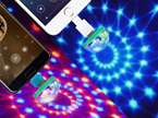 Smart Phone USB Mini Disco Light