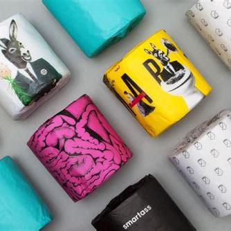 Smartass Tree Free Tissue & Toilet Paper