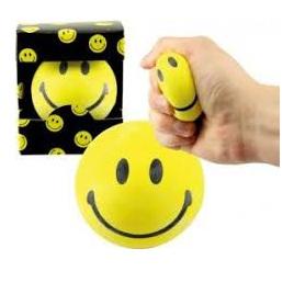Smiley face stress ball PLU4516