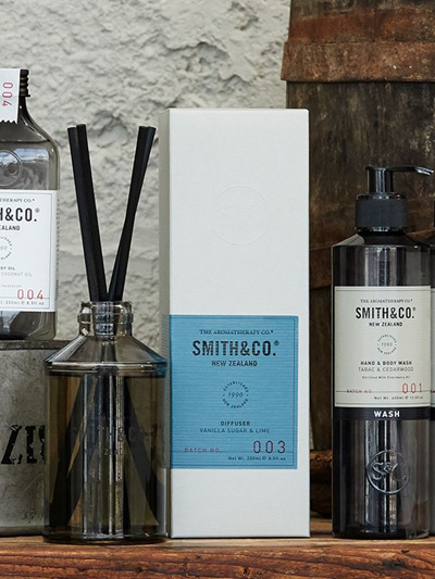 Smith & Co by The Aromatherapy Co NZ