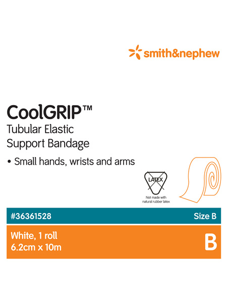 Smith & Nephew Coolgrip Tubl Supp (B) 6.25Cm X 1M