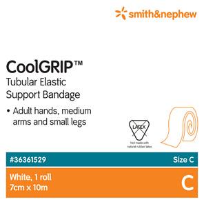 Smith & Nephew Coolgrip Tubl Supp (C) 7Cm X 10M