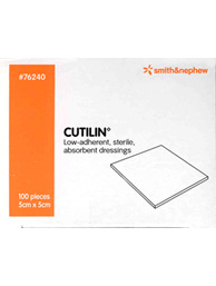 Smith & Nephew Cutilin Sterile Pad 5X5Cm