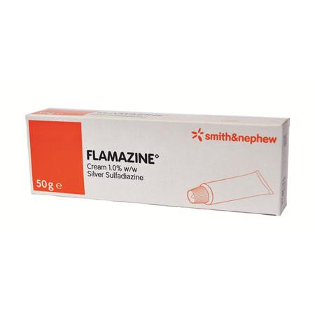 Smith & Nephew Flamazine Cream 50 G