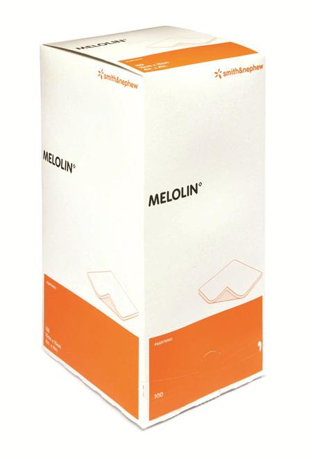 Smith & Nephew Melolin 10Cm X 10Cm
