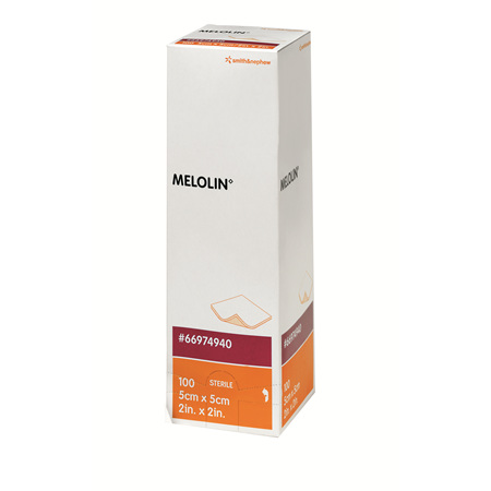 Smith & Nephew Melolin 5Cm X 5Cm