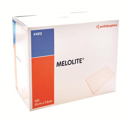 Smith & Nephew Melolite Abs Dres 10X7.5Cm