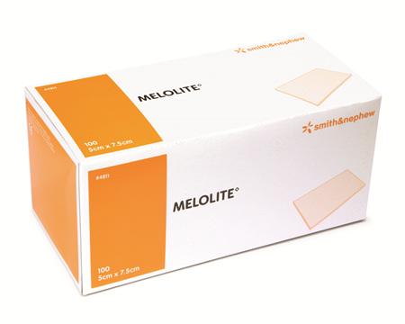 Smith & Nephew Melolite Abs Dres 5X7.5Cm