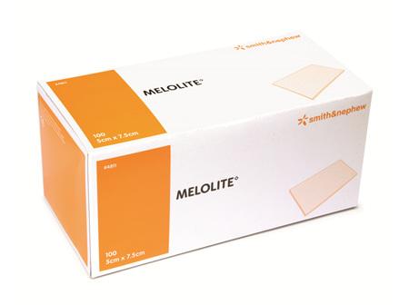 Smith & Nephew Melolite Abs Dres 5X7.5Cm 100/Box