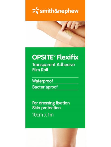 Smith & Nephew Opsite Flexifix 10Cm X 1M Roll