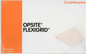 Smith & Nephew Opsite Flexigrid Dres 10X12Cm 10/Box