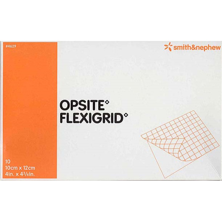 Smith & Nephew Opsite Flexigrid Dres 10X12Cm