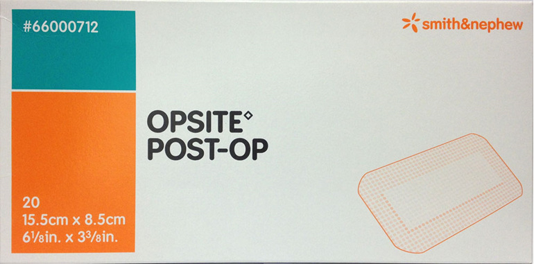Smith & Nephew Opsite P/Op Dres 15.5X8.5Cm