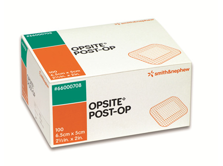 Smith & Nephew Opsite P/Op Dres 6.5 X 5cm