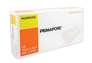 Smith & Nephew Primapore Dres 15 X 8 Cm 20/Box