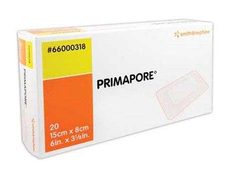Smith & Nephew Primapore Dres 15 X 8 Cm