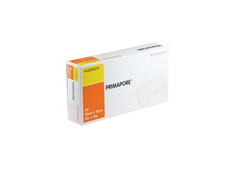 Smith & Nephew Primapore Dres 20 X 10 Cm 20/Box