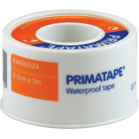 Smith & Nephew Primatape W/Proof Tape 2.5Cm X 5M