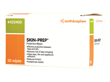 Smith & Nephew Skin-Prep Wipes 50/Box