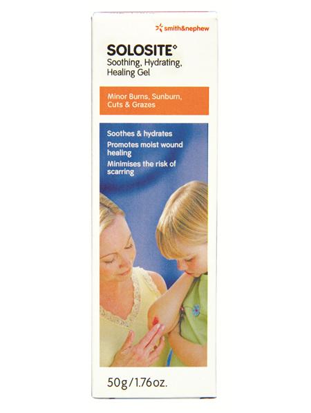 Smith & Nephew Solosite Wound Hydrating Gel 50 G