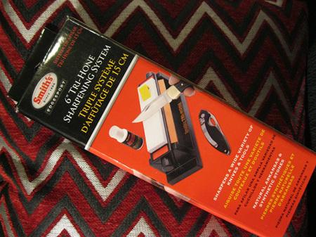 Smiths Tri Hone Sharpening System (NG903)