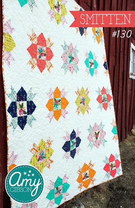 Smitten Quilt Pattern