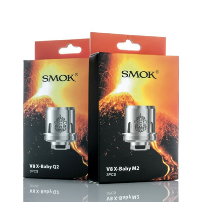 Smok Tfv8 X-Baby replacement coils